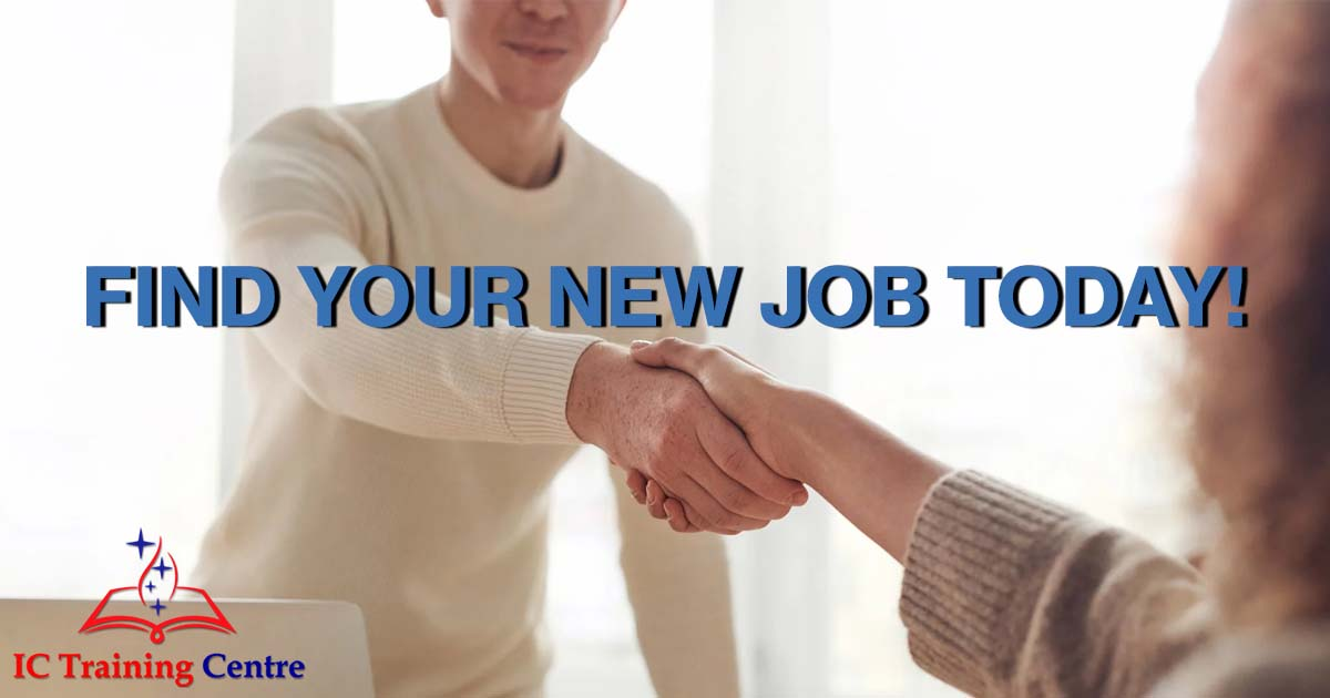 Find your new job today!
